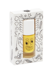 Plume (Yellow) - nailmatic® kids - water based nail polish